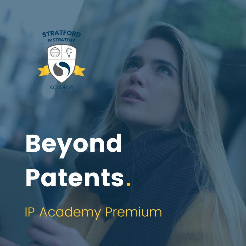 Beyond Patents Premium IP Course